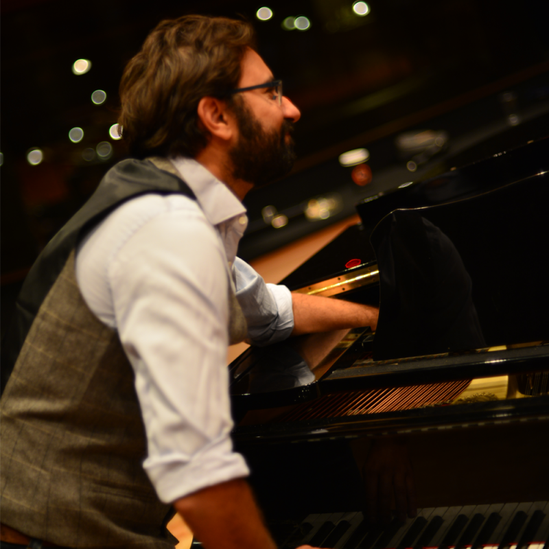 edison clauss piano